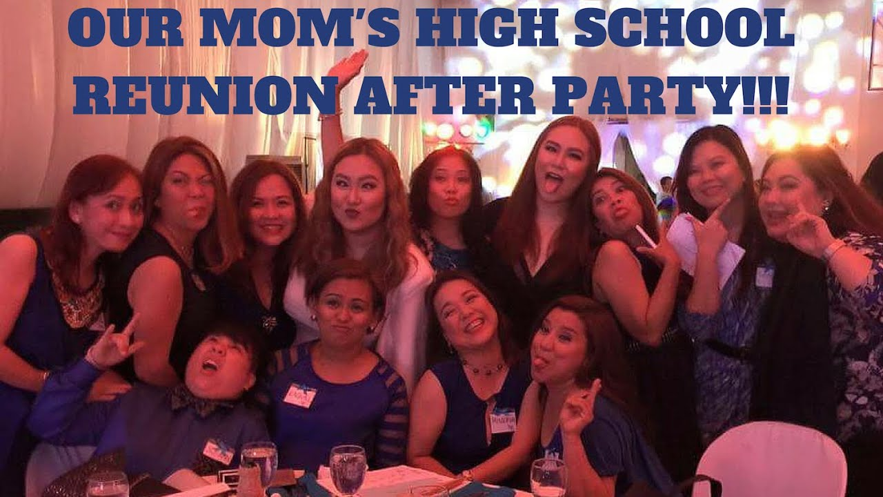 High School Reunion Party