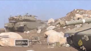 إسرائيل تضرب فيرد النظام في حلب