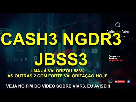 CASH3 NGRD3 JBSS3