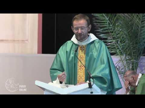 Homélie du Père Luc Chesnel - 30 juillet