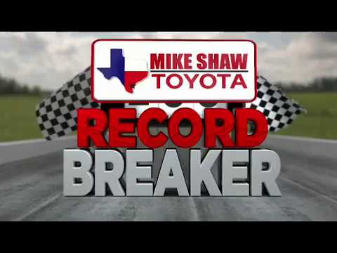 Delightful Record Breaker New 2018 Specials | Mike Shaw Toyota Near Corpus Christi