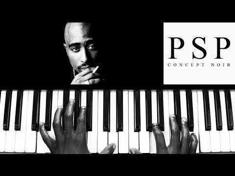"""Dear Mama"" - 2Pac (Piano Tutorial)"