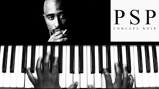 dear mama 2pac piano tutorial