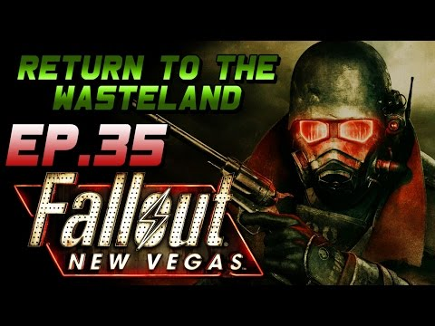 Saving Nelson   Fallout New Vegas, Modded to Level   Ep.35