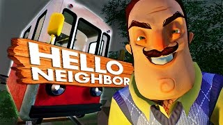 ПРИКОЛЫ С СОСЕДОМ ► Hello Neighbor |5|