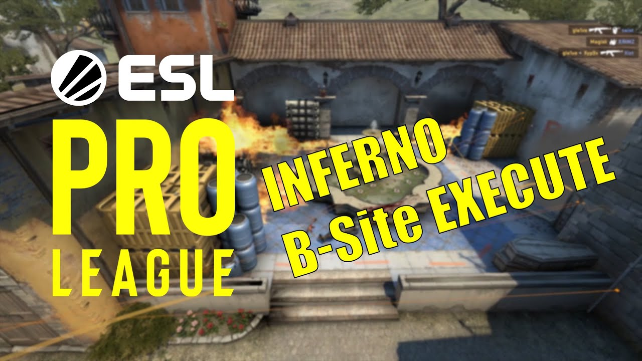 Inferno B-Site Molly Execute - Pro-Tips