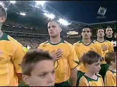 Australia v Uruguay