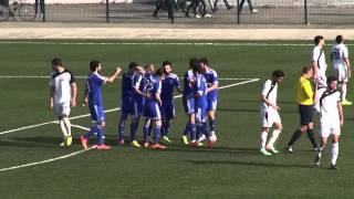 FC Shuqura 1:1 FC Dinamo Tbilisi 18.11.14