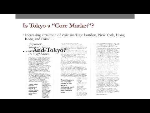 "Presentation: ""Japan in the global context"""