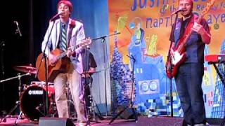 JUSTIN ROBERTS - 7/26/09- Orlando- Backyard Spaceship
