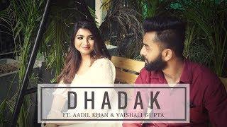 Dhadak Title Track Cover By Vaishali Gupta & Aadil Khan Mp3 Song Download