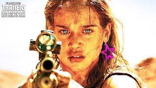 VINGANÇA Trailer Oficial - suspense de ação com Matilda Lutz