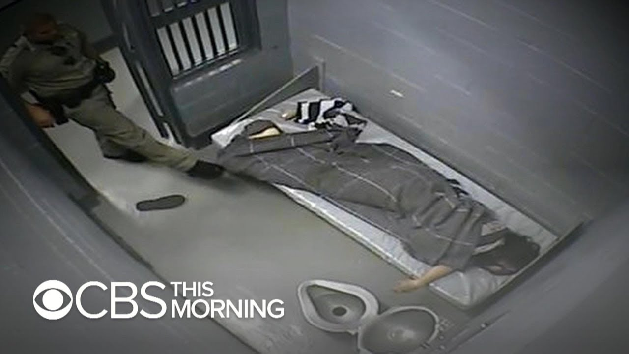 """Download Guards left woman """"to die"""" in Nevada jail, lawyer says"""