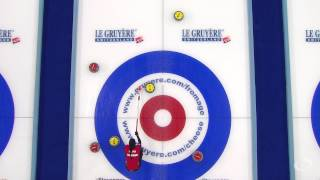 CURLING: SUI-SWE Euro Chps 2013 - Women Draw 4 HIGHLIGHTS