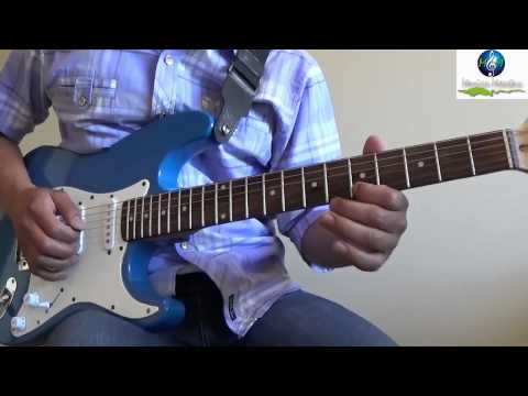 EL SHADDAI- NEW WINE ( TUTORIAL GUITARRA 4 )