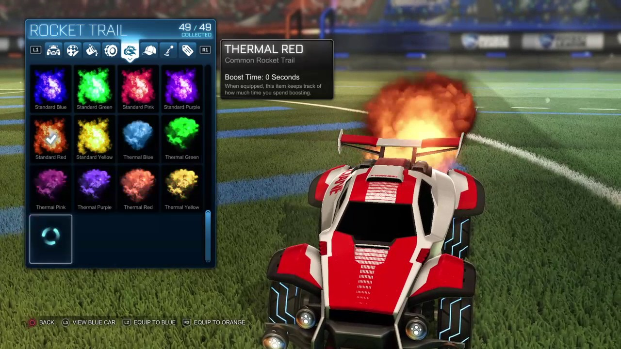 how to get power on octane rocket league