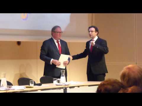 Closing Ceremony - 59th Congress of Liberal International - Rotterdam