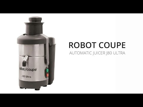 Robot Coupe Juicer.wmv Doovi
