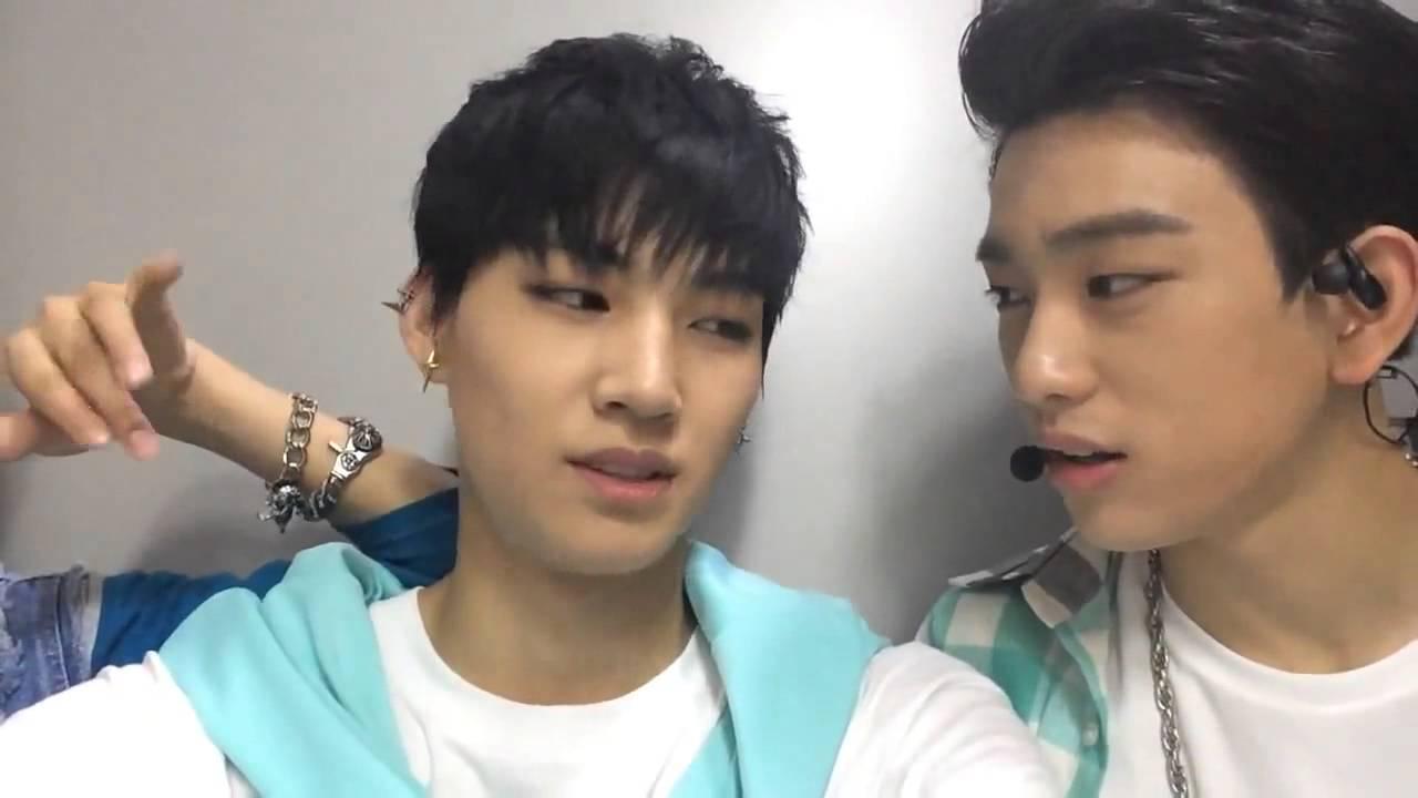 140714 GOT7 JB & Jr. - SBS MTV Q&A Event - YouTube