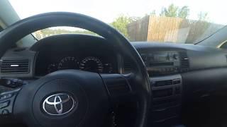 Регулювання яскравості панелі приладів. Toyota corolla E12. ЛехаБаратрум
