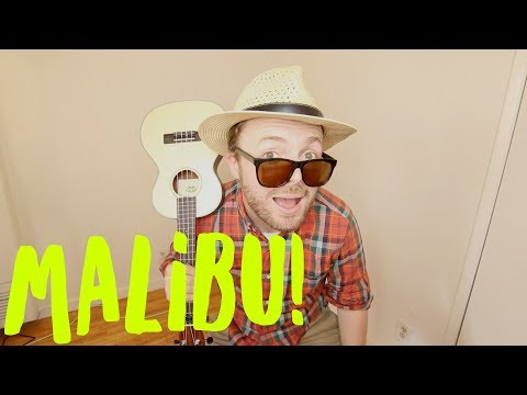 MALIBU - MILEY CYRUS (EASY UKULELE TUTORIAL!)