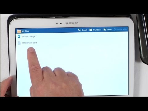 Transfer Files to Your Tablet or Other Device
