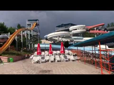 Yerevan Water World Vlog