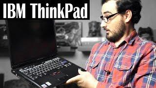 видео Ремонт ноутбуков IBM
