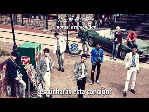 Sarang♥ - Super Junior SUB ESPAÑOL+HAN+ROM