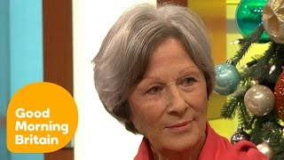 Susanna Reid's Mum On Helping the Elderly and Lonely | Good Morning Britain