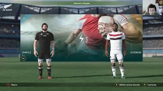 Video NOUVELLE-ZÉLANDE - FRANCE : Rugby 18 download MP3, 3GP, MP4, WEBM, AVI, FLV Agustus 2018