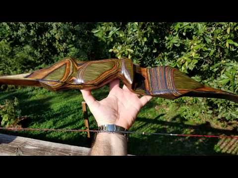 Homemade Recurve Bow
