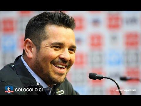 Héctor Tapia está de vuelta