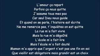 HD On Se Connait (Lyrics) - Youssoupha et Ayna