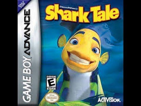 Shark Tale (GBA) Longplay [220]