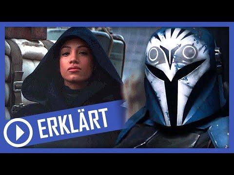 Bo-Katan erklärt & Wer ist die Frau in der Kutte? | The Mandalorian Staffel 2 Folge 3 | Star Wars