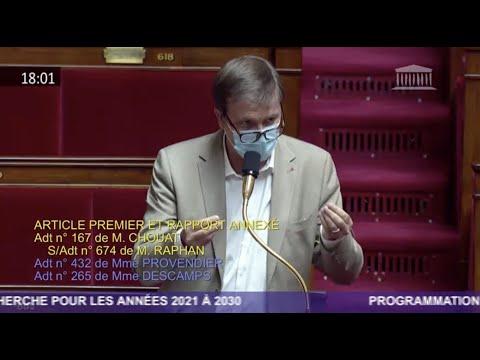 """LPPR : Bataille à l'Assemblée contre le """"science media center"""" voulu par la majorité"""