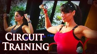 FULL-BODY - Fat Loss Circuit Training Workout