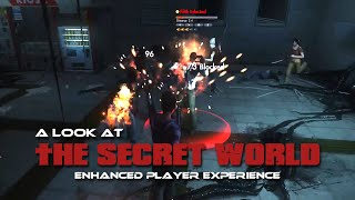 The Secret World: Starting a new Templar and trying out the Enhanced Player Experience (EPE) patch