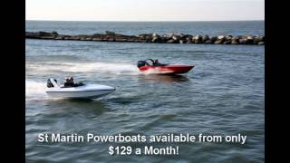 Mini Speed Boats for Sale - St Martin Powerboats Thumbnail