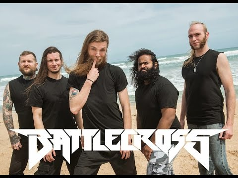 BATTLECROSS' Tony Asta On 'Rise To Power', Songwriting, Fanbase & Tours (2015)
