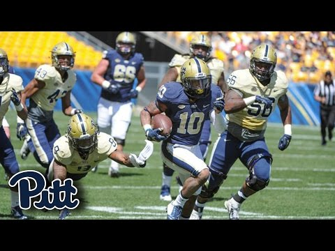Pitt Football Spring Game All Access