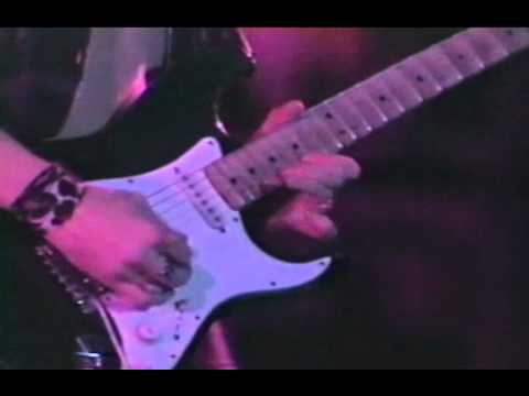 YNGWIE MALMSTEEN (Alcatrazz) - Too Young to Die, Too Drunk to Live / Hiroshima Mon Amour
