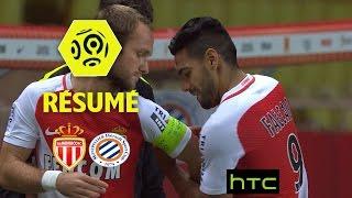 AS Monaco - Montpellier Hérault SC (6-2)  - Résumé - (ASM - MHSC) / 2016-17