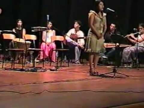 International concert, Izmit, Turkey, August 2003
