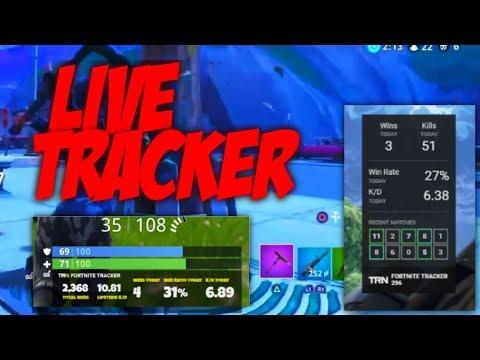 Fortnite Tracker