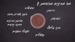 בבושקה הפקות מציגה - חמש עובדות על כוסמת של סוגת