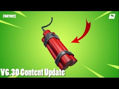 V6.30 Content Update (FORTNITE)
