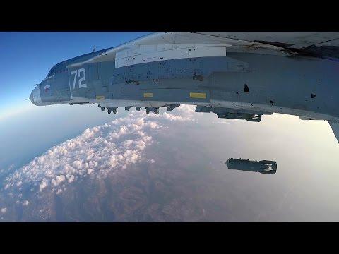 Боевой вылет бомбардировщика