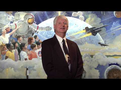 Kansas Cosmosphere and Space Center - Steve Hawley Introduction